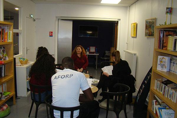 Avec les jeunes travailleurs de Boulogne-Billancourt